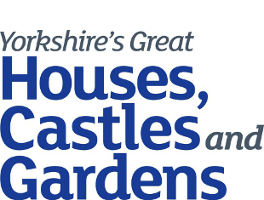 Yorkshire's great houses, castles and gardens Logo