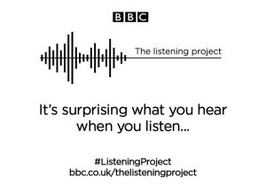 BBC's Listening Project graphic