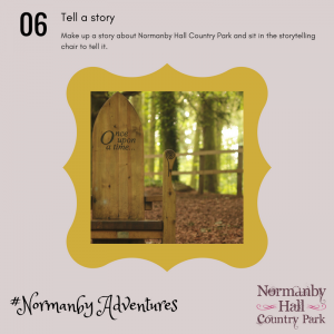 Normanby Adventures 06 Storytelling