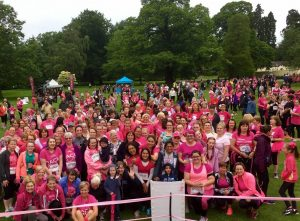 Race for Life graphic