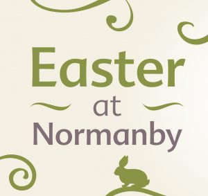 Easter at Normanby graphic