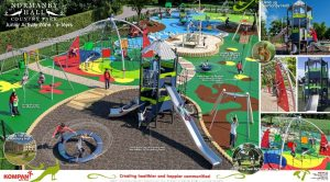 Normanby Hall Country Park to get two new play areas in £225,000 investment graphic