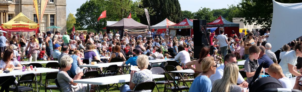 Bank Holiday Festival at Normanby Hall