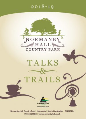 Talks and Trails graphic