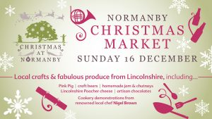 Normanby Christmas Market graphic