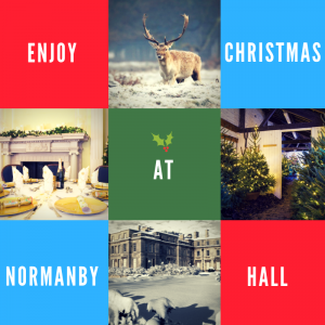 Deck the Hall: Christmas at Normanby graphic