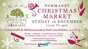 Normanby Christmas Market – 16 December graphic