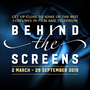 Behind the Screens graphic
