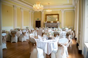 Normanby Hall - The perfect venue for your perfect day. Photo by One Click Photographer