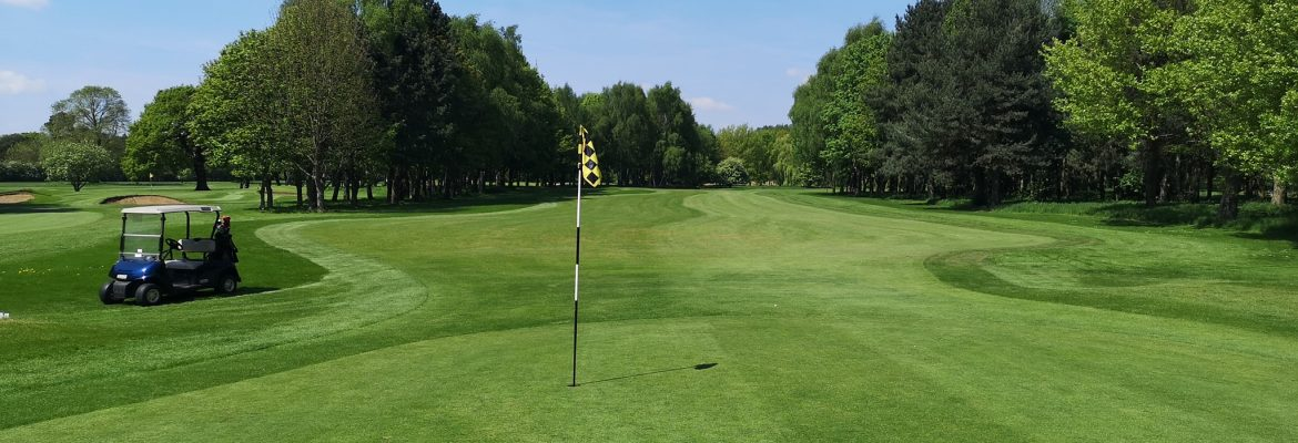 photo of Normanby Hall Golf Course greens