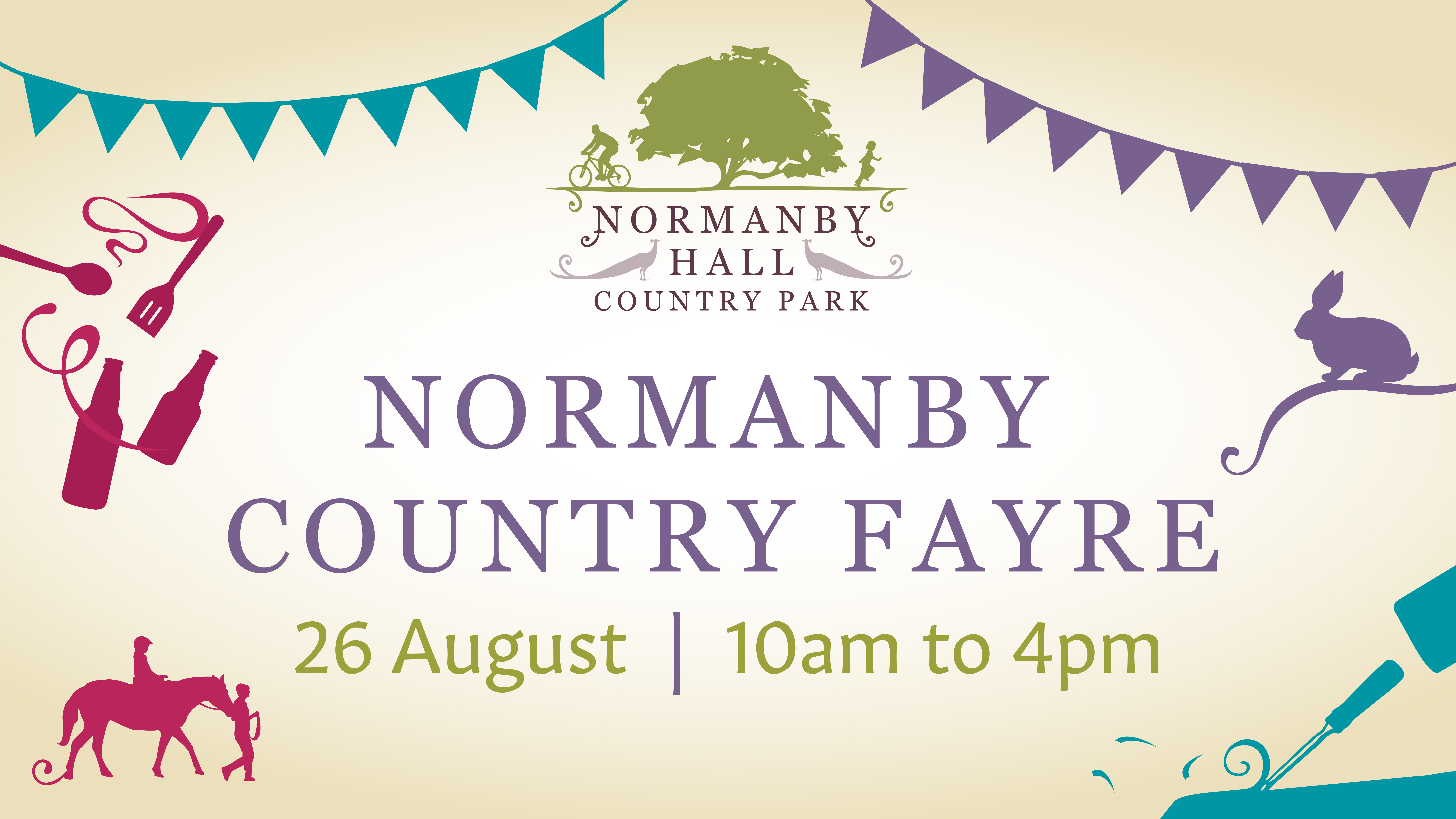 Normanby Country Fayre graphic