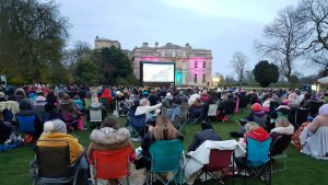Mary Poppins Returns at Normanby Hall graphic