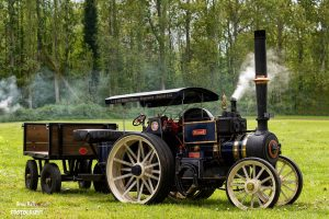 27th Stationary & Miniature Traction Engine Rally graphic