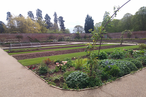 The Walled Garden at Normanby