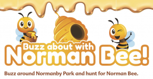 Norman Bee Family Trail & Activities graphic