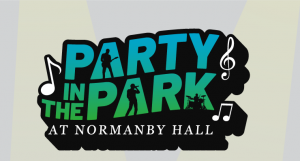 Party in the Park graphic