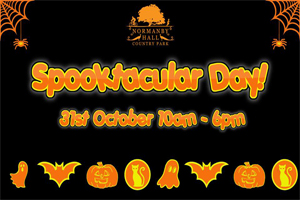 Spooktacular Day graphic